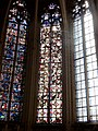 Saint-Germer-de-Fly (60), Sainte-chapelle, vitrail n° 4 - grisailles.jpg