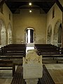 Saint-Lunaire (35) Vieille église Intérieur 02.jpg