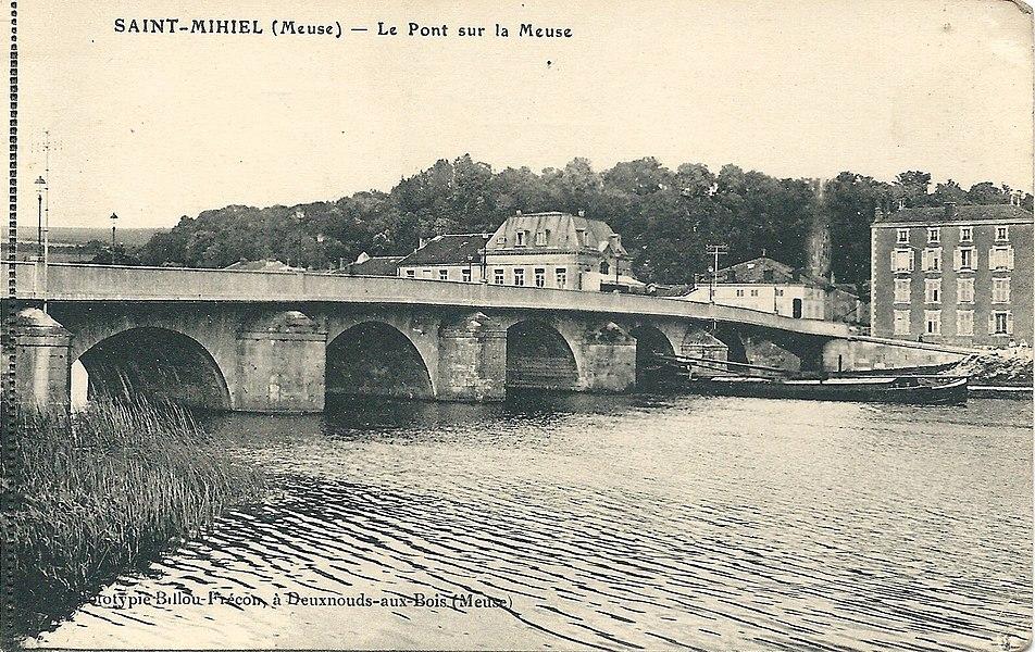 Saint-Mihiel (Meuse, France) , avant 1914.