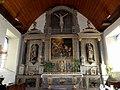 Saint-Onen-la-Chapelle (35) Église Saint-Onen Intérieur Maître-autel 02.jpg