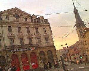 Saint-Paul (Lyon) - Image: Saint Paul (Lyon)