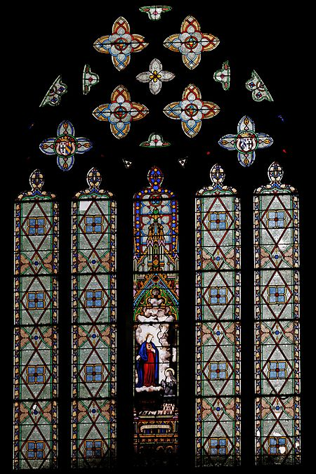 Saint Pol De L 233 On Cathedral Wikipedia