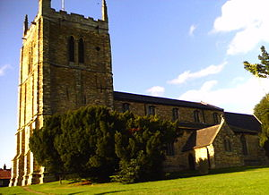 Kirton in Lindsey - St Andrew's Church