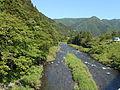 Sakauchi river, Ibigawa, 2014.JPG