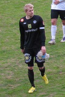 Saku Pesonen Finnish footballer