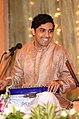 Samrat pandit concert in mumbai 2014.jpg