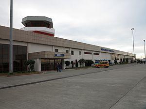 Samsun-Çarşamba Airport - Image: Samsun Çarşamba Airport