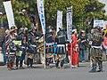 Samurai at Kamakura Matsuri 2009.jpg