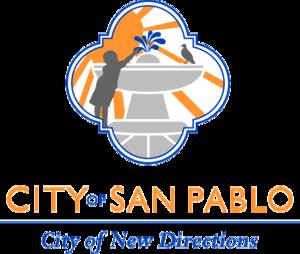 San Pablo, California - Image: San Pablo California Logo