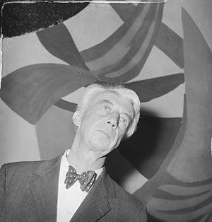Willem Sandberg - Willem Sandberg in 1962