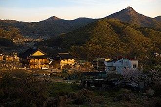 Geumseong-dong - Image: Sanseong, Geumjeong dong, Busan, South Korea