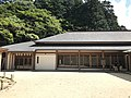 Sanshuden Hall of Kamado Shrine.jpg