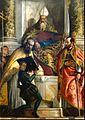Sant'Antonio abate tra i Santi Cornelio e Cipriano - Veronese.jpg