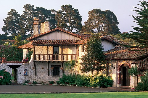 Monterey mailbbox