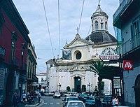 Santa Maria delle Grazie Church in Melito di Napoli, 2003.jpg