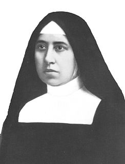 Pauline of the Agonizing Heart of Jesus Austro-Hungarian immigrant to Brazil, foundress and saint