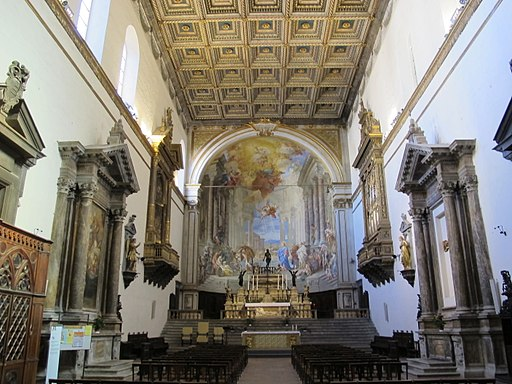 Chiesa della Santissima Annunziata, Siena