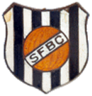 History of Santos FC (1912–1935) - The first Santos FC emblem, 1912