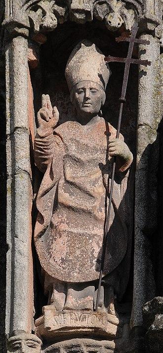 Fructuosus of Braga - Image: Sao Frutuoso