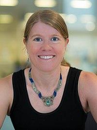 Sarah Parcak, 2014 (crop).jpg