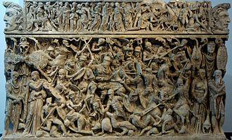 Portonaccio sarcophagus - The Portonaccio sarcophagus