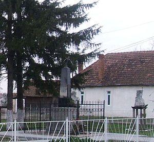 Glodeni, Mureș - War Victims Memorial