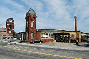 Saxonville, Massachusetts - Historic Mills in Saxonville