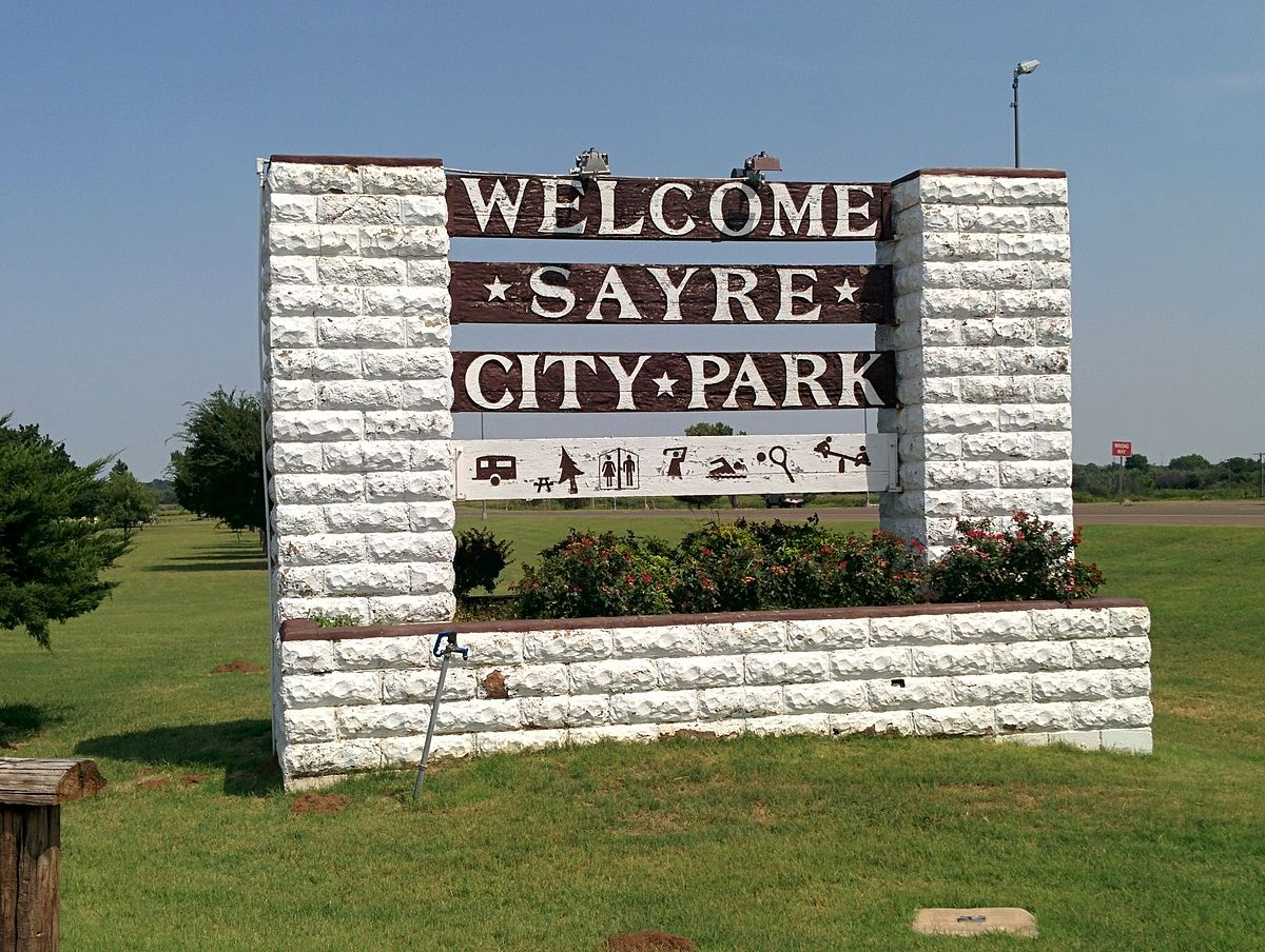 Sayre City Park Wikipedia
