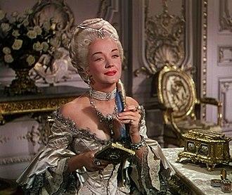 Scaramouche (1952 film) - Nina Foch