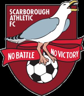 Scarborough Athletic F.C. Association football club in Scarborough, England