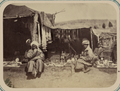 Scenes at the Samarkand Square, or the Registan, and Its Market Types. Vendor of Beads and Other Trinkets WDL10880.png