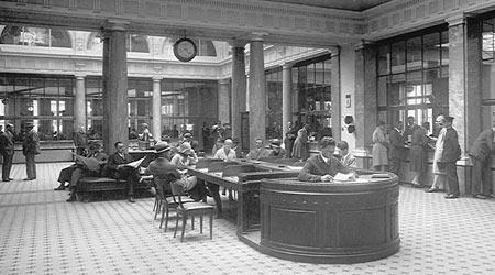 Schalterhalle SKA 1856
