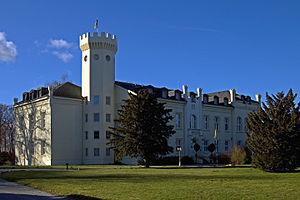 Schloss Hohendorf - Image: Schloss Hohendorf 001