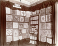 School of Applied Design for Women, Interiors, Silk fabric, 1903.tif