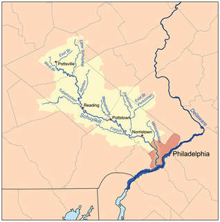 Tulpehocken Creek (Pennsylvania) creek in southeastern Pennsylvania, United States