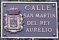 Señal Cai San Martin del rei aurelio.jpg