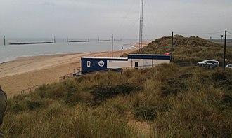 Sea Palling - Sea Palling inshore lifeboat station