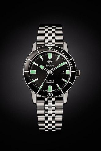 Zodiac Watches - Sea Wolf Relaunch, February 2015