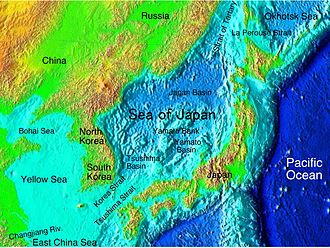 Sea of Japan - Image: Sea of Japan descr