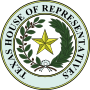 Seal of Texas House of Representatives.svg