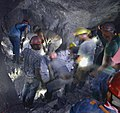 Searching for Tanzanite deep under the ground near the slopes of the highest mountain in Africa.jpg