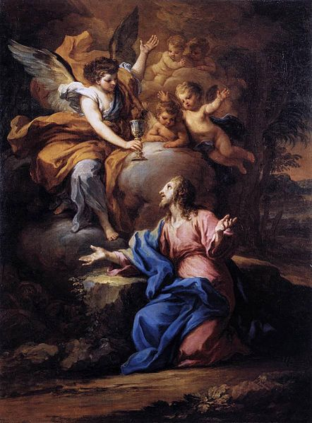 File:Sebastiano Conca - Christ in the Garden of Gethsemane - WGA05175.jpg
