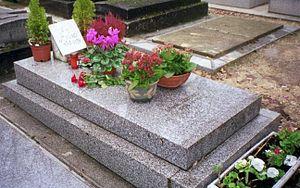 Jean Seberg - Grave of Jean Seberg