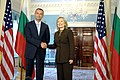 Secretary Clinton Holds a Bilateral With Bulgarian Foreign Minister Mladenov (5055476556).jpg