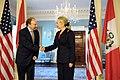Secretary Clinton Meets With Peruvian Prime Minister Salomon Lerner Ghitis (6281040147).jpg