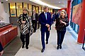 Secretary Kerry Walks With European External Action Service Deputy Secretary Schmid and Assistant Secretary Nuland (31459164435).jpg
