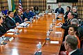Secretary Pompeo Meets with Jamaican Prime Minister Holness and Foreign Minister Johnson Smith (49425280627).jpg