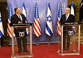 Secretary Pompeo and Israeli Prime Minister Netanyahu Deliver Statements to the Press (50263085946).jpg