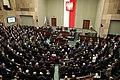 Sejm RP honoruje zmarłą posłankę PiS Jolantę Szczypińską.jpg