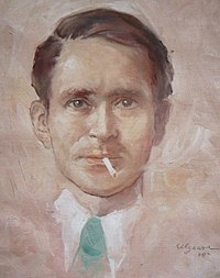 Selbstportrait von Helmuth Ellgaard, 1948.jpg